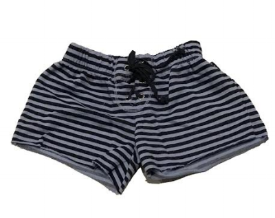 T2Love Lace Front Stripe Short