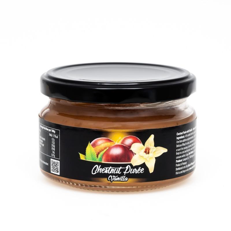 Chestnut Purée with Vanilla 200g - Best of Hungary