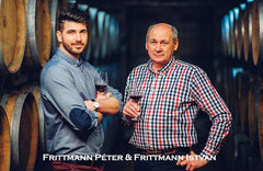 FRITTMANN Irsai FriSecco Sparkling Wine - Best of Hungary