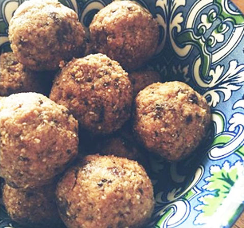 Easy and fast energy balls!