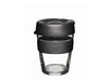 KeepCup Brew Eco Glass Black Black 355ml / 12oZ