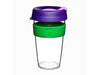 KeepCup Clear Edition Original Οικολογικό ποτήρι καφέ Spring 473ml / 16oZ