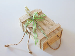 WOODEN WINTER BOX XL