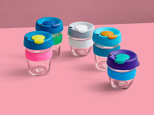 KeepCup Clear Edition Original Eco Glass Spring 473ml / 16oZ
