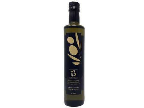 ORGANIC EXTRA VIRGIN OLIVE OIL FROM CRETE ISLAND