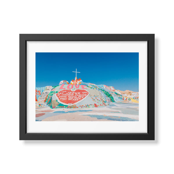Travel Series: Salvation Mountain