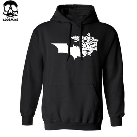Batman Hoodie for Men - My Home Shopping Network