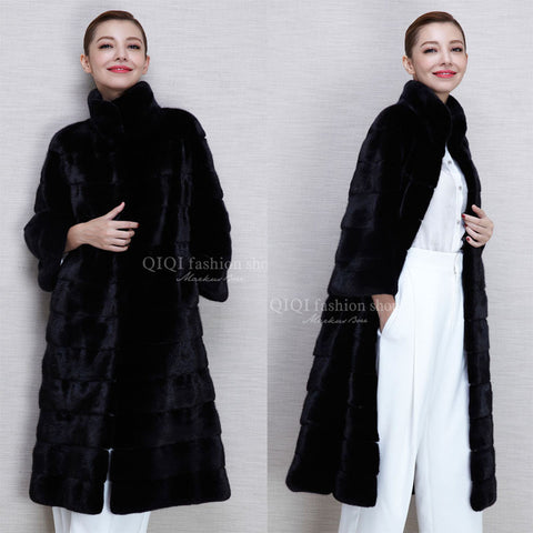 Long Fur Coats For Women - My Home Shopping Network