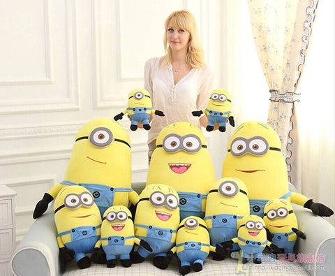 Giant Plush Minion Stuffed Animal - My Home Shopping Network