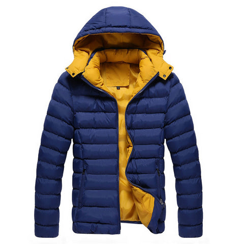4 COLORS PLUS Size Winter jacket For Men's - My Home Shopping Network