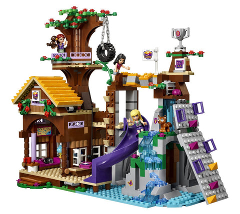 Tree House Building Blocks Classic For Girl Kids Toys