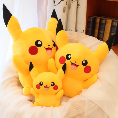 Pikachu Cute Plush Toys For Children's Gift