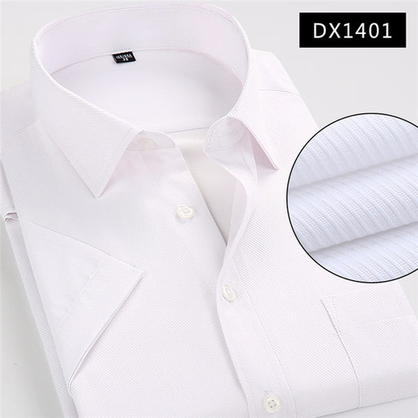 Business Casual Short Sleeved Shirt