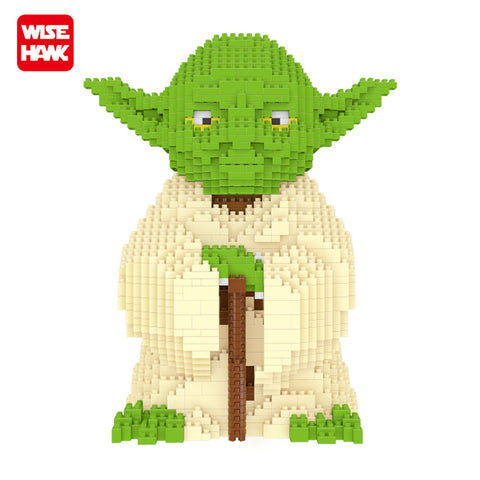 1520 PCS Building Blocks DIY Assembly wisehawk star wars Model Bricks - My Home Shopping Network