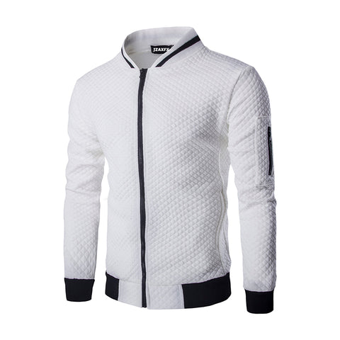 Men's Hoodies Zipper Design O Neck High Quality Mens Autumn Hoodies