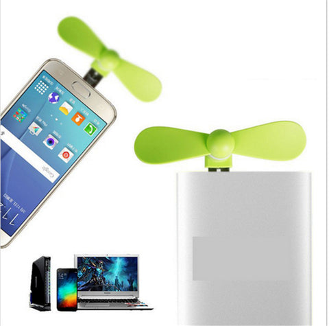 2 in 1 Mini Cool Portable Power Bank