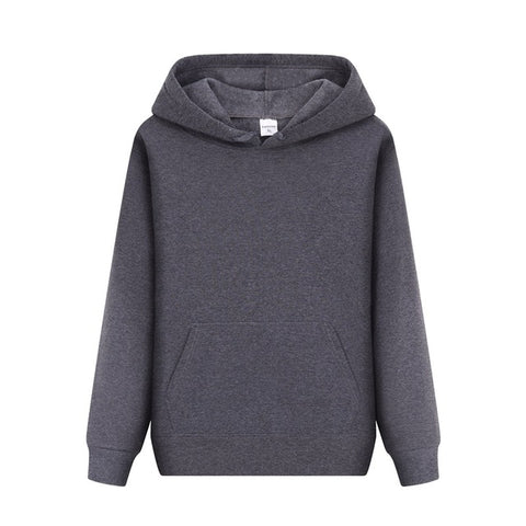 Men Hoodies trend cotton pullover coat men's Clothes