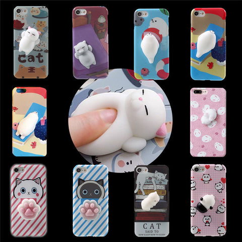 3D Cartoon Toys Phone Case For iPhone