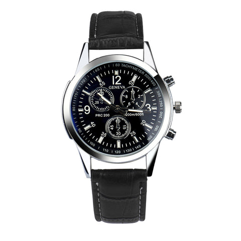 Mens Watches Top Brand Luxury Watch Military Men's