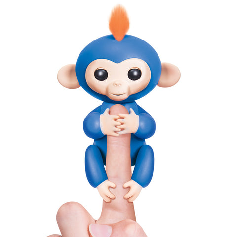 6 Color Fingerlings Interactive Baby Smart Monkeys - My Home Shopping Network