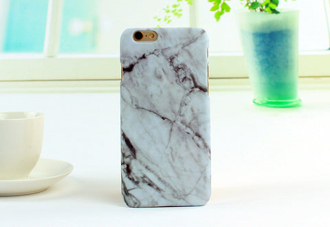 Case Marble Stone image Painted Cover Mobile Phone For iphone - My Home Shopping Network