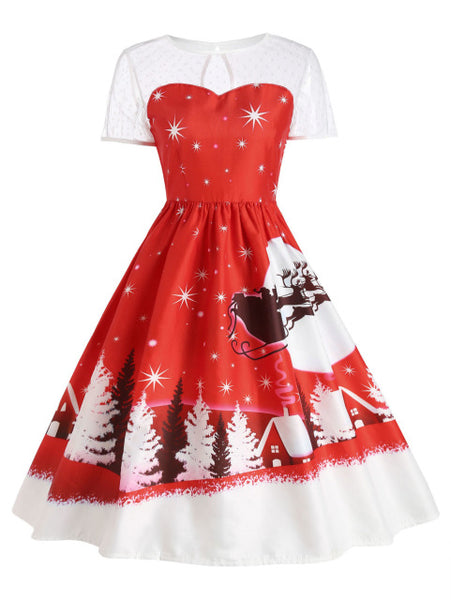 Autumn Winter Christmas Party Dresses For Womens - My Home Shopping Network