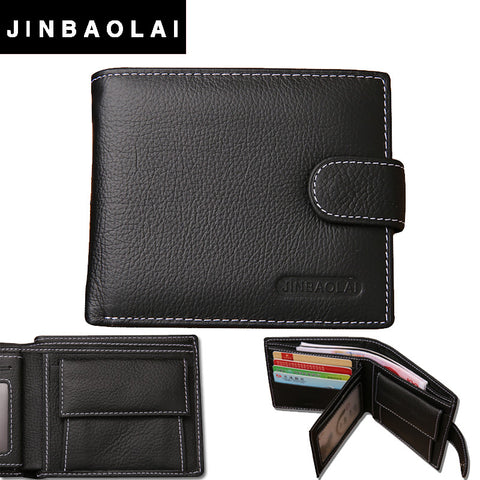 Men's Leather Wallet - My Home Shopping Network
