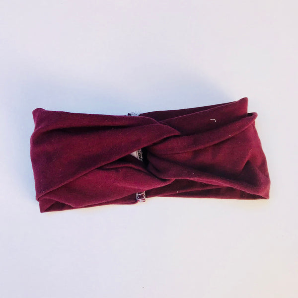 Oxblood Turban