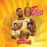 Telugu Titans Official Merchandise