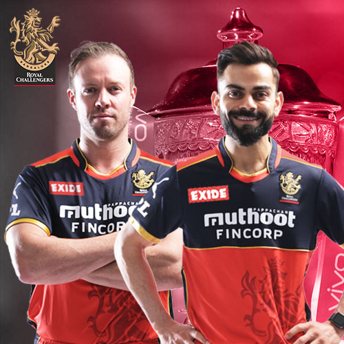 Royal Challengers Bangalore Official Merchandise