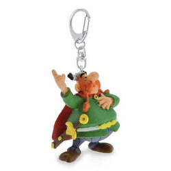 Asterix Vitalstatistix The Chief Keychain - Keychain - Asterix - GalaxT