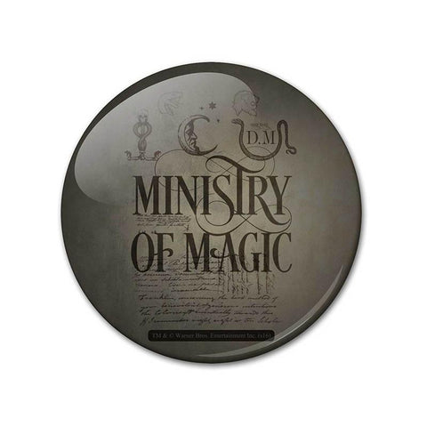 Harry Potter Ministry Of Magic Fridge Magnet - Fridge Magnet - Harry Potter - GalaxT