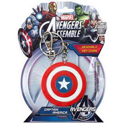 Captain America : Shield - Keychains - Marvel™ - GalaxT