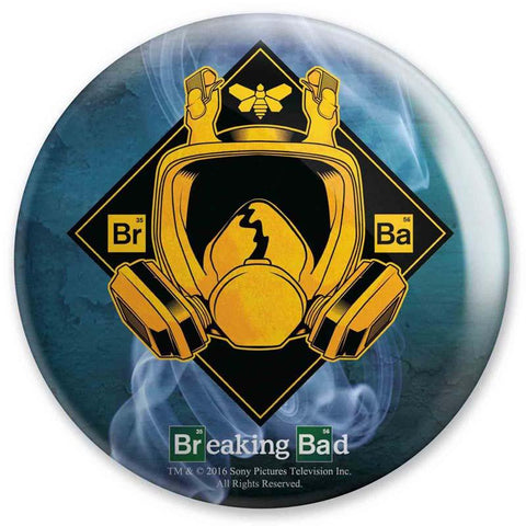 Breaking Bad Mask Art Badge - Badges - Breaking Bad - GalaxT
