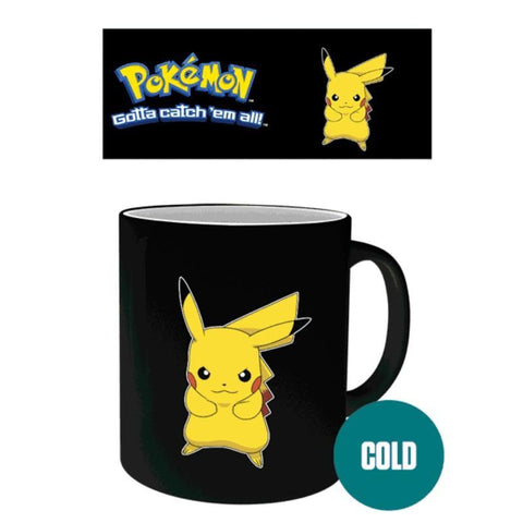 Pokemon Pikachu Mug - Mug - Pokemon - GalaxT