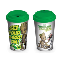 Guardians of the Galaxy Get Your Groot On Travel Mug - Mug - Marvel - GalaxT