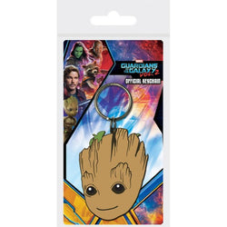 Guardians of the Galaxy Baby Groot Keychain - Keychain - Marvel - GalaxT
