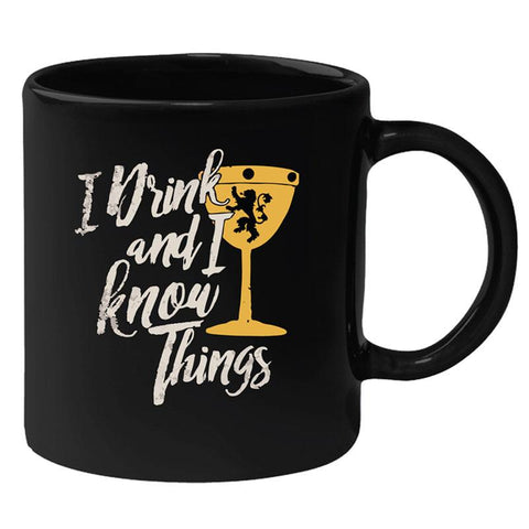 Game of Thrones Tyrion Lannister Mug - Mug - Game of Thrones - GalaxT
