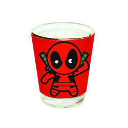 Deadpool Kawaii Shot Glass - Glass - Marvel - GalaxT
