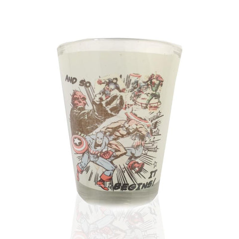 Avengers Shot Glass - Mug - Marvel - GalaxT