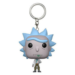 Rick And Morty : Rick Pocket Pop - Keychains - Rick and Morty - GalaxT