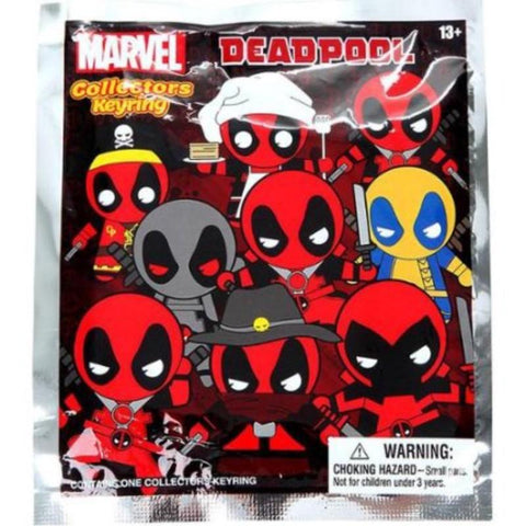 Deadpool : 3D Figural - Keychains - Marvel™ - GalaxT