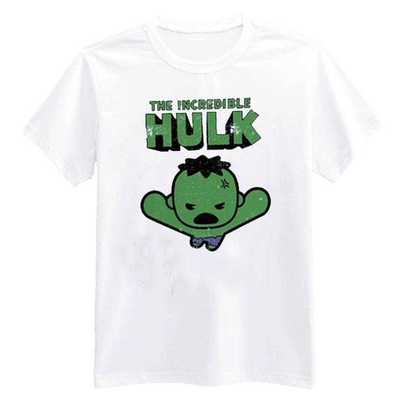 Incredible Hulk T-Shirt - T-Shirt - Marvel - GalaxT