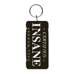 Batman Arkham City Keyring - Keychain - DC Comics - GalaxT