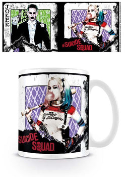 Suicide Squad : Playing Card - Mugs - DC Comics™ - GalaxT