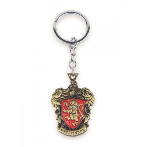 Harry Potter Gryffindor House Keychain - Keychains - Harry Potter - GalaxT