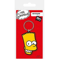 The Simpsons Bart Keychain - Keychain - Simpsons - GalaxT