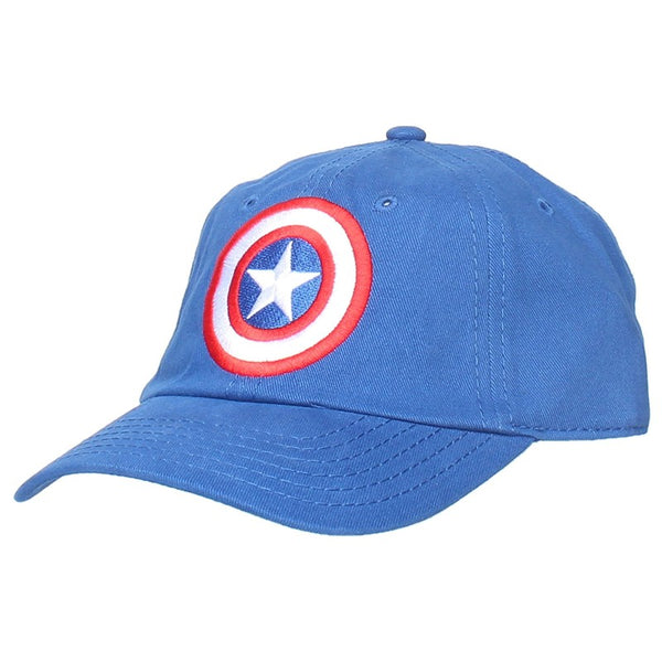 Captain America Kids Cap - Beanie - Marvel - GalaxT