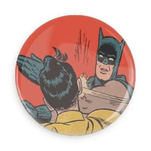 Batman & Robin Badge - Badges - DC Comics - GalaxT