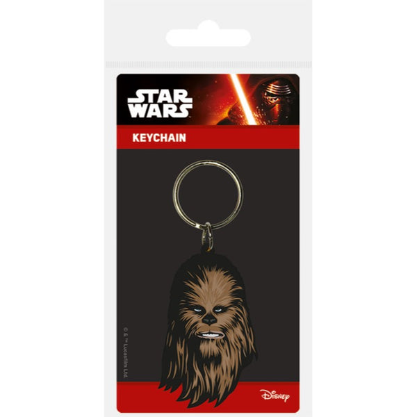 Star Wars Chewbacca Keychain - Keychain - Star Wars - GalaxT